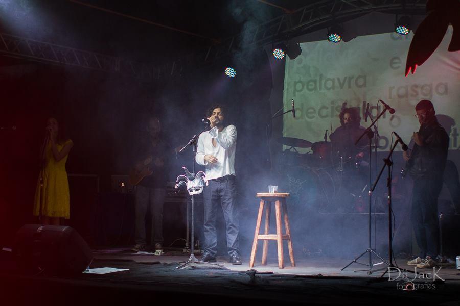 Show Música de Sarau